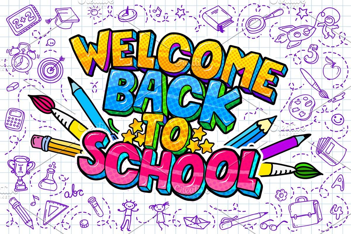 Welcome Back! - John The Baptist Community School